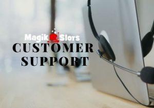 magik slots casino customer support