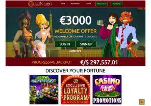 LaRomere Casino game