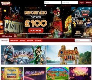 jackpot strike casino web